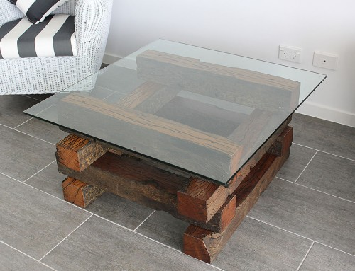 Occasional Table in Ironbark