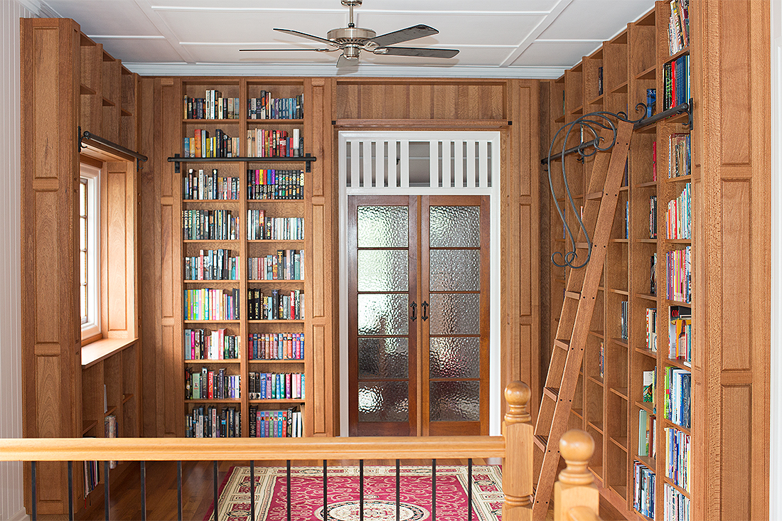 A Bespoke Private Library